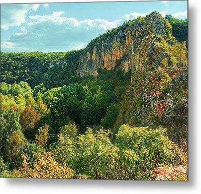 Ivanovo Rocks Metal Print