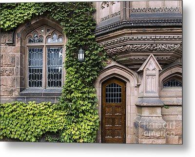 Ivy League Princeton Metal Print by John Greim
