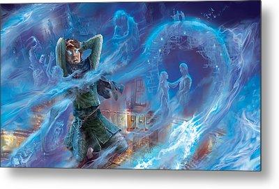 Jace's Origin Metal Print by Ryan Barger