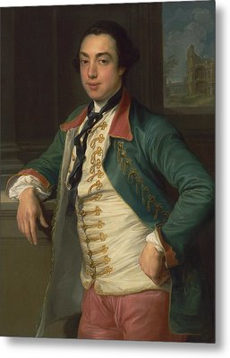 James Caulfeild, 4th Viscount Charlemont Metal Print