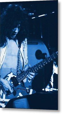 Jamie's Crying The Blues In Spokane Metal Print by Ben Upham