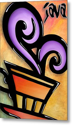 Java By Thomas Fedro Metal Print by Tom Fedro - Fidostudio