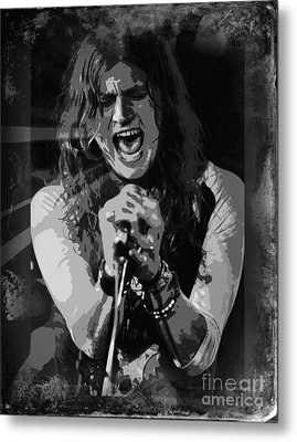Jay Buchanan Metal Print