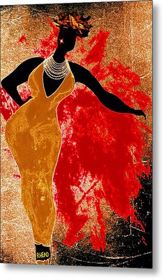 Jazz Reach For It Metal Print