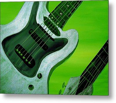 Jazz Three Metal Print