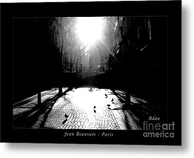 Jean Beauvais Paris Metal Print