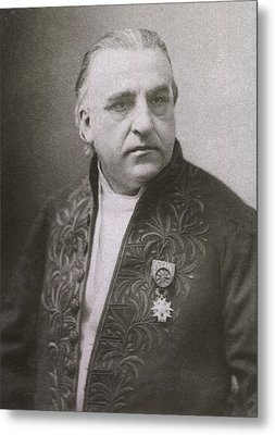 Jean Martin Charcot 1825-1893, Founder Metal Print by Everett