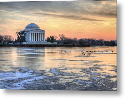 Jefferson Metal Print by JC Findley