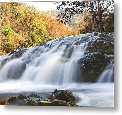 Metal Print featuring the photograph Jennings Creek 2 by Alan Raasch