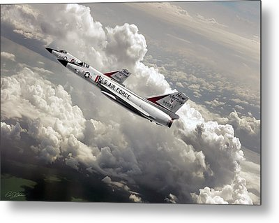 Jersey Boys Metal Print by Peter Chilelli
