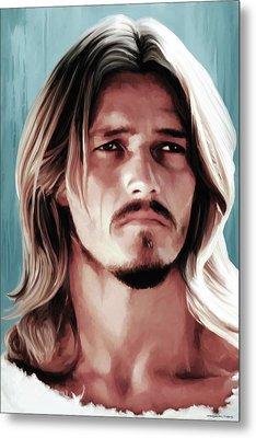 Jesus Christ Superstar Metal Print by Gabriel T Toro