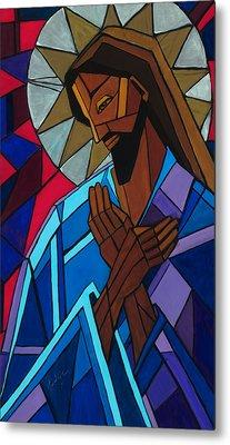 Jesus Metal Print by Mary DuCharme