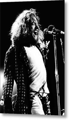 Jethro Tull 1970 Metal Print by Chris Walter