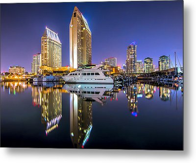 Jewel Metal Print by Steve Baranek