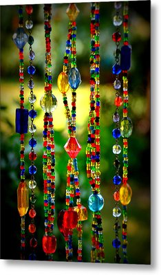 Jewels In The Sun Metal Print