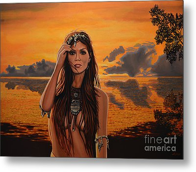 Jewels Of Costa Rica Metal Print by Paul Meijering