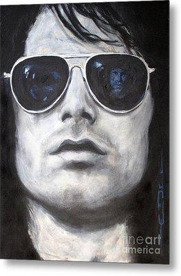 Jim Morrison IIi Metal Print