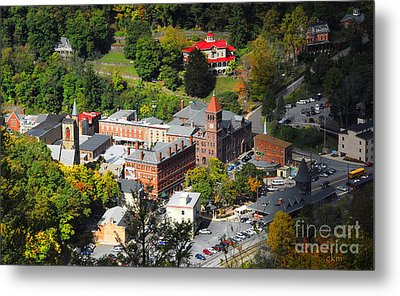 Jim Thorpe Pa Metal Print