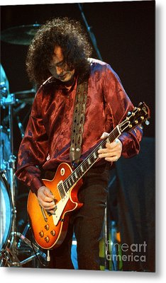 Jimmy Page-0022 Metal Print by Timothy Bischoff