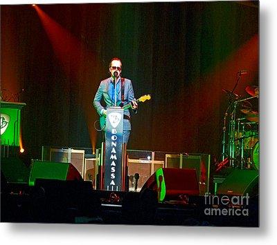 Joe Bonamassa - Live Performance In Eugene Oregon  Metal Print
