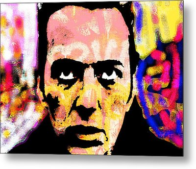 Joe Strummer 3 Metal Print