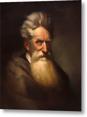 John Brown Metal Print