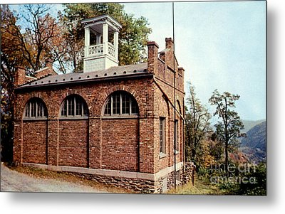 John Browns Fort  Metal Print by Ruth  Housley