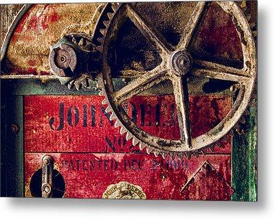 John Deere Metal Print by Humboldt Street