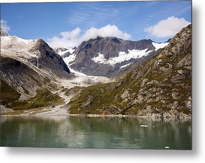 John Hopkins Glacier 5 Metal Print