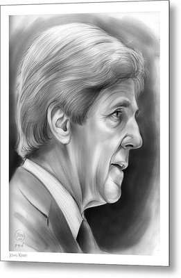 John Kerry Metal Print