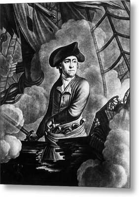 John Paul Jones 1747-1792, American Metal Print