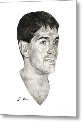 John Stockton Metal Print