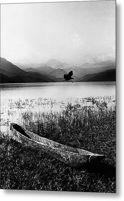 Journey Metal Print by Jimmy Bruch
