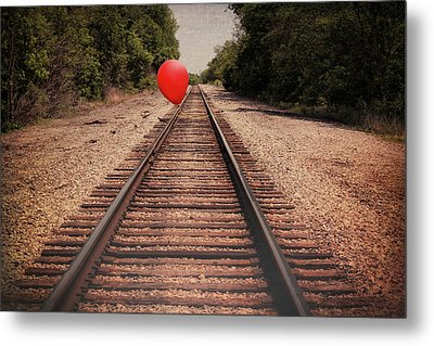 Journey Metal Print by Tom Mc Nemar