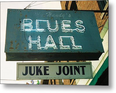 Juke Joint Metal Print by Jame Hayes