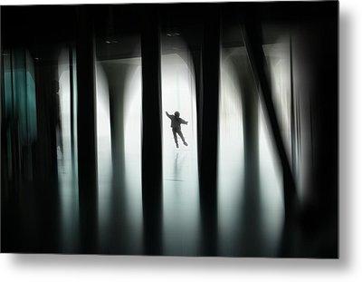 Jumping For Joy Metal Print by Vito Guarino