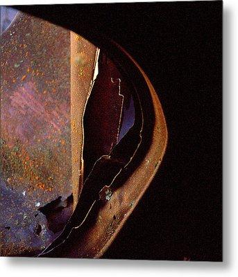 Metal Print featuring the photograph Junkyard Treasures by Al Swasey