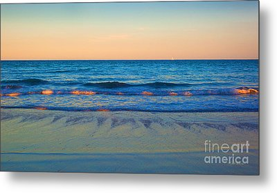 Metal Print featuring the photograph Just A Dream And The Wind by Michelle Wiarda