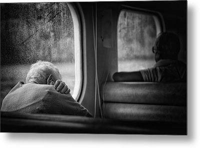 Just A Little Bit Tired Metal Print by Vito Guarino