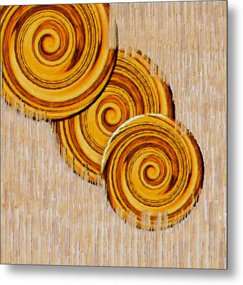 Just Bread Metal Print by Pepita Selles