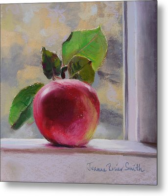 Just Picked Metal Print by Jeanne Rosier Smith