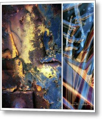 Juxtae #71 Metal Print