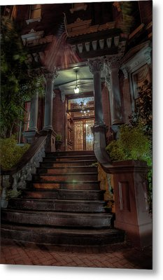 Kehoe House Metal Print