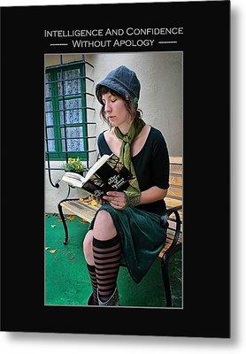 Kellie Peach 5-69 Metal Print