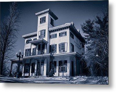 Kennedy-supplee Mansion Metal Print