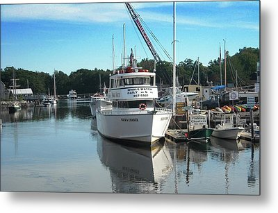 Kennubunk, Maine -1 Metal Print by Jerry Battle