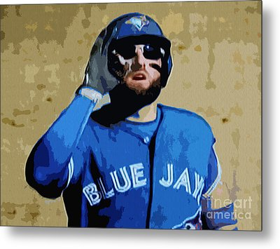 Kevin Pillar Metal Print