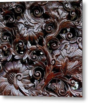 Kew London England 99 Metal Print by Per Lidvall