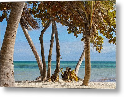 Key West Afternoon Metal Print