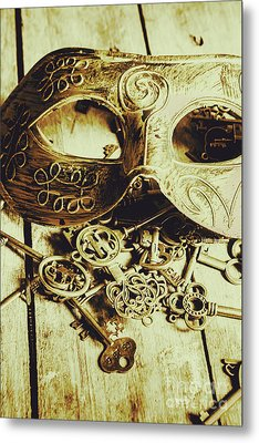 Keys To The Kingdom Metal Print